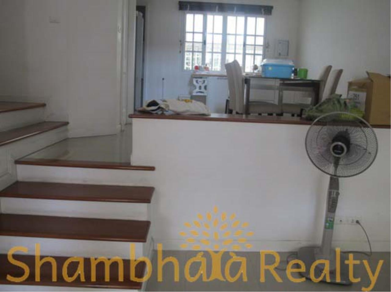 Shambhala Realty Agency's Plus City Park  Townhouse Condominium for Rent in Ramkhamheng 24 1