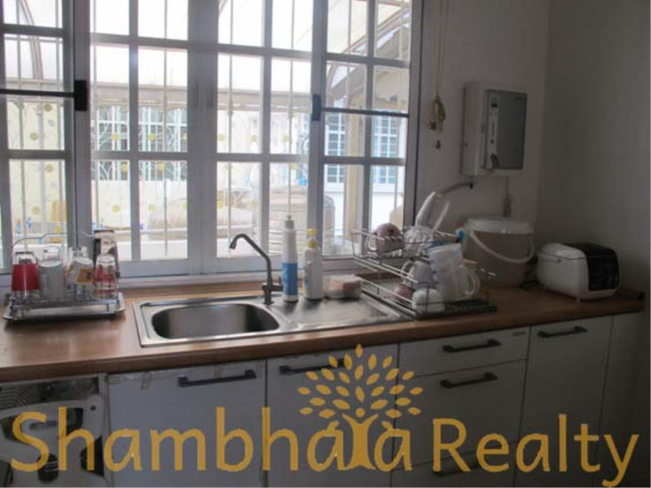 Shambhala Realty Agency's Plus City Park  Townhouse Condominium for Rent in Ramkhamheng 24 4