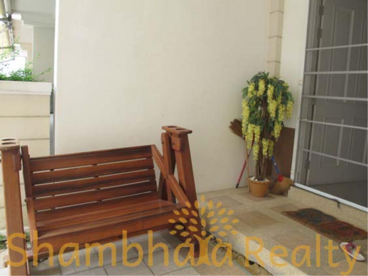 Shambhala Realty Agency's Plus City Park  Townhouse Condominium for Rent in Ramkhamheng 24 3