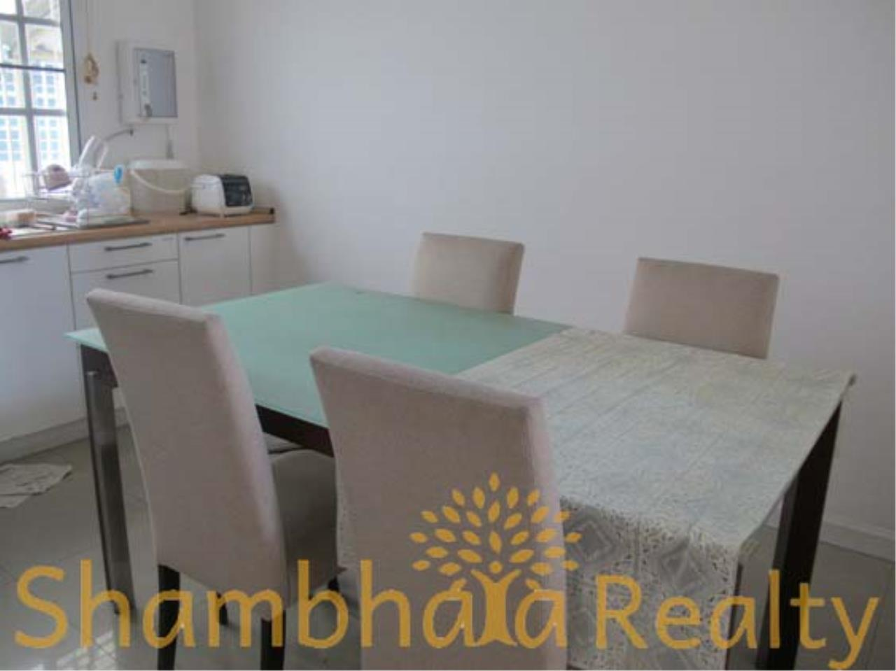Shambhala Realty Agency's Plus City Park  Townhouse Condominium for Rent in Ramkhamheng 24 9