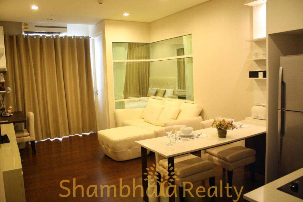 Shambhala Realty Agency's IVY Thonglor Condominium for Rent in Sukhumvit 55 1