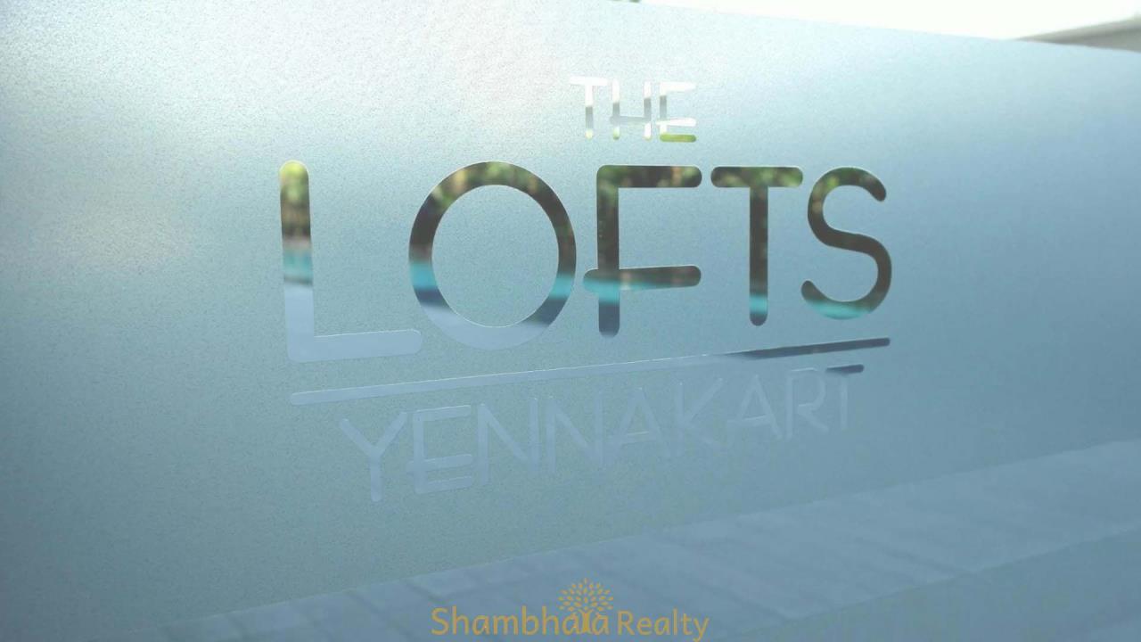 Shambhala Realty Agency's The Lofts Yennakart Condominium for Sale 1