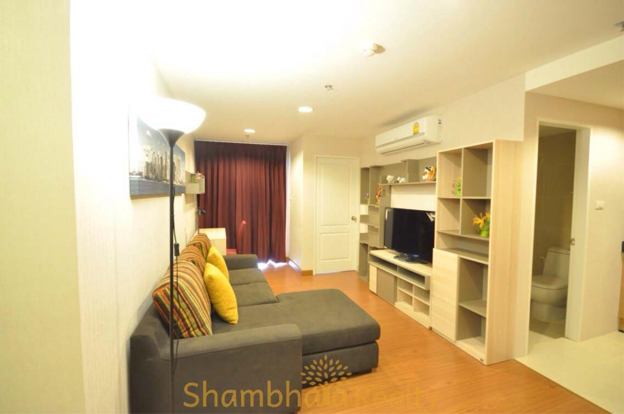Shambhala Realty Agency's Belle Grand Rama 9 Condominium for Rent in Rama 9 6