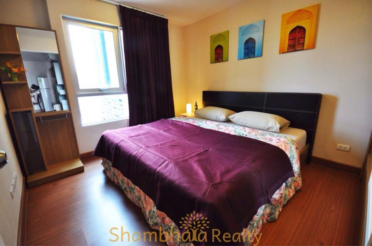 Shambhala Realty Agency's Belle Grand Rama 9 Condominium for Rent in Rama 9 1