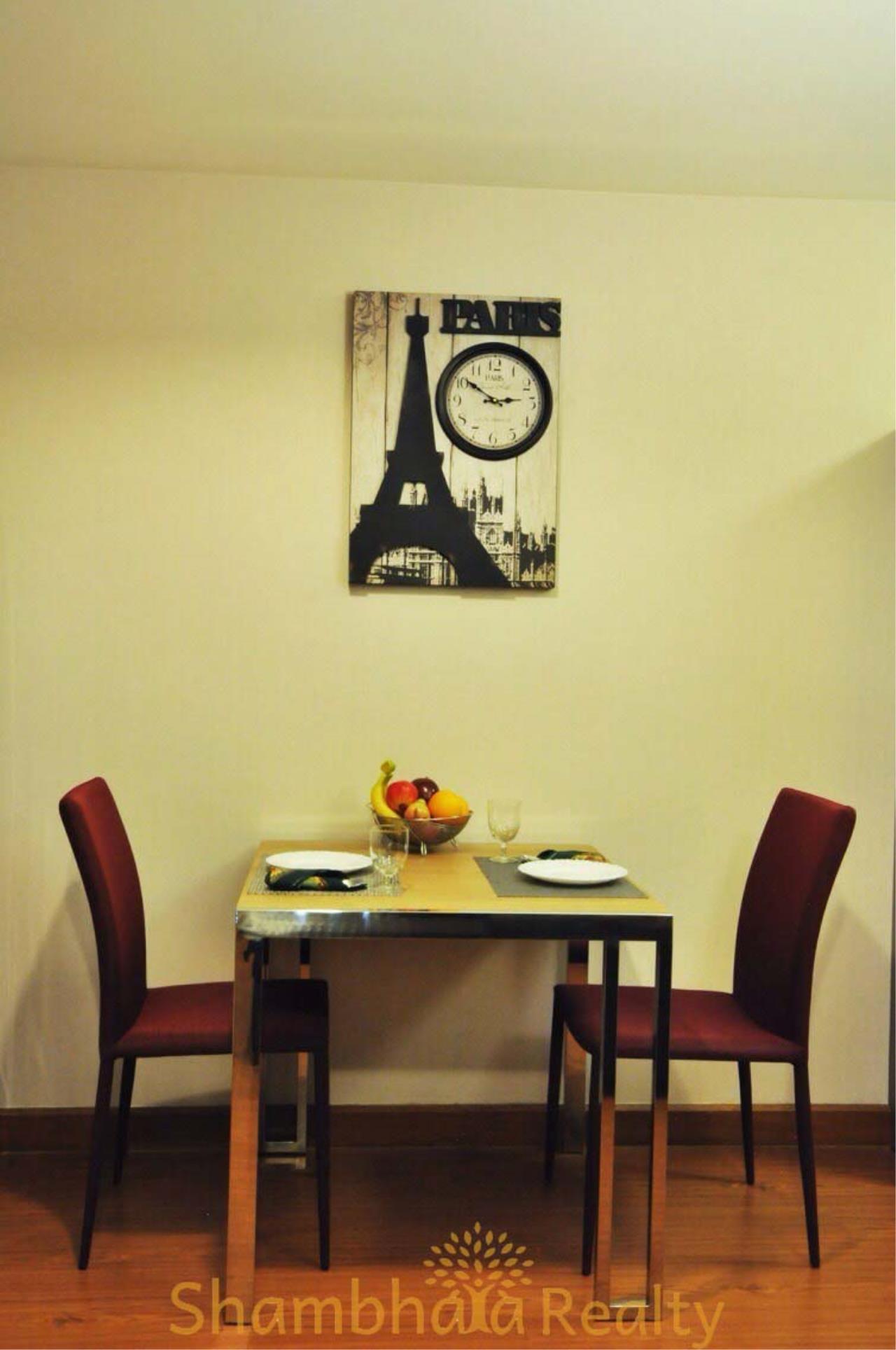 Shambhala Realty Agency's Belle Grand Rama 9 Condominium for Rent in Rama 9 8