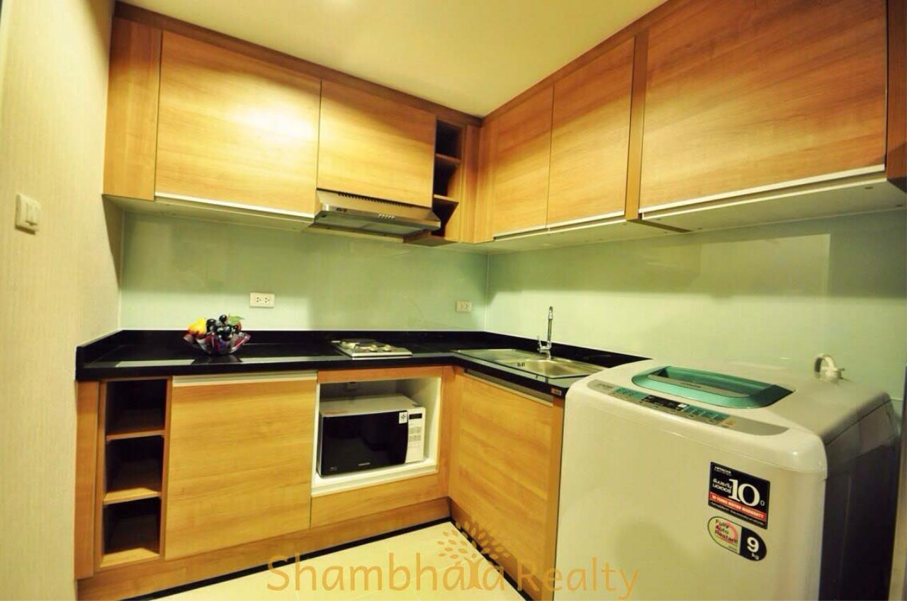 Shambhala Realty Agency's Belle Grand Rama 9 Condominium for Rent in Rama 9 5