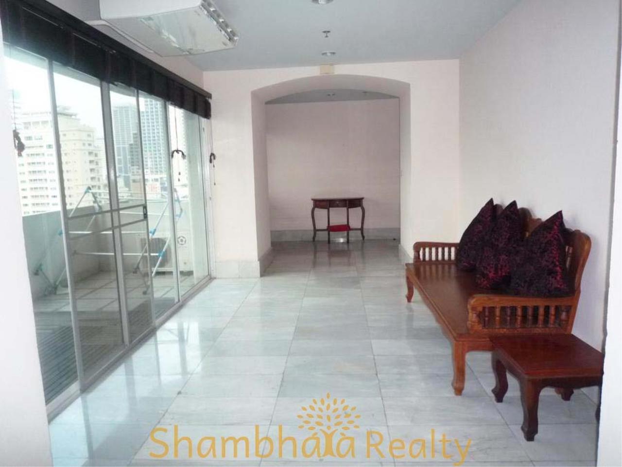 Shambhala Realty Agency's 33 Tower Condominium for Rent in Sukhumvit 33 10