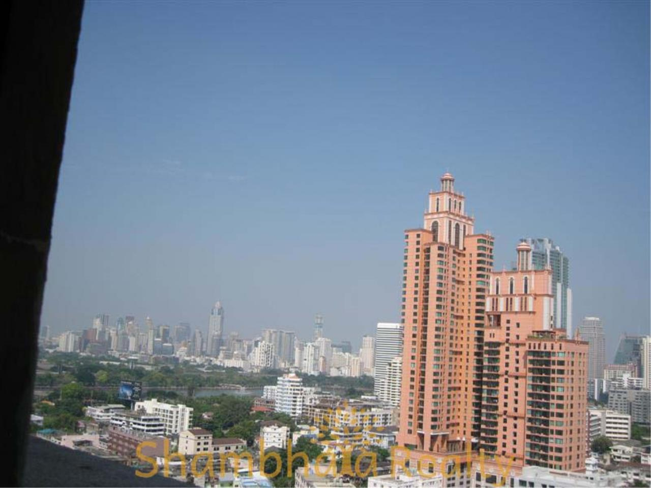 Shambhala Realty Agency's President Park Harbour View Condominium for Rent in Sukhumvit 24 4