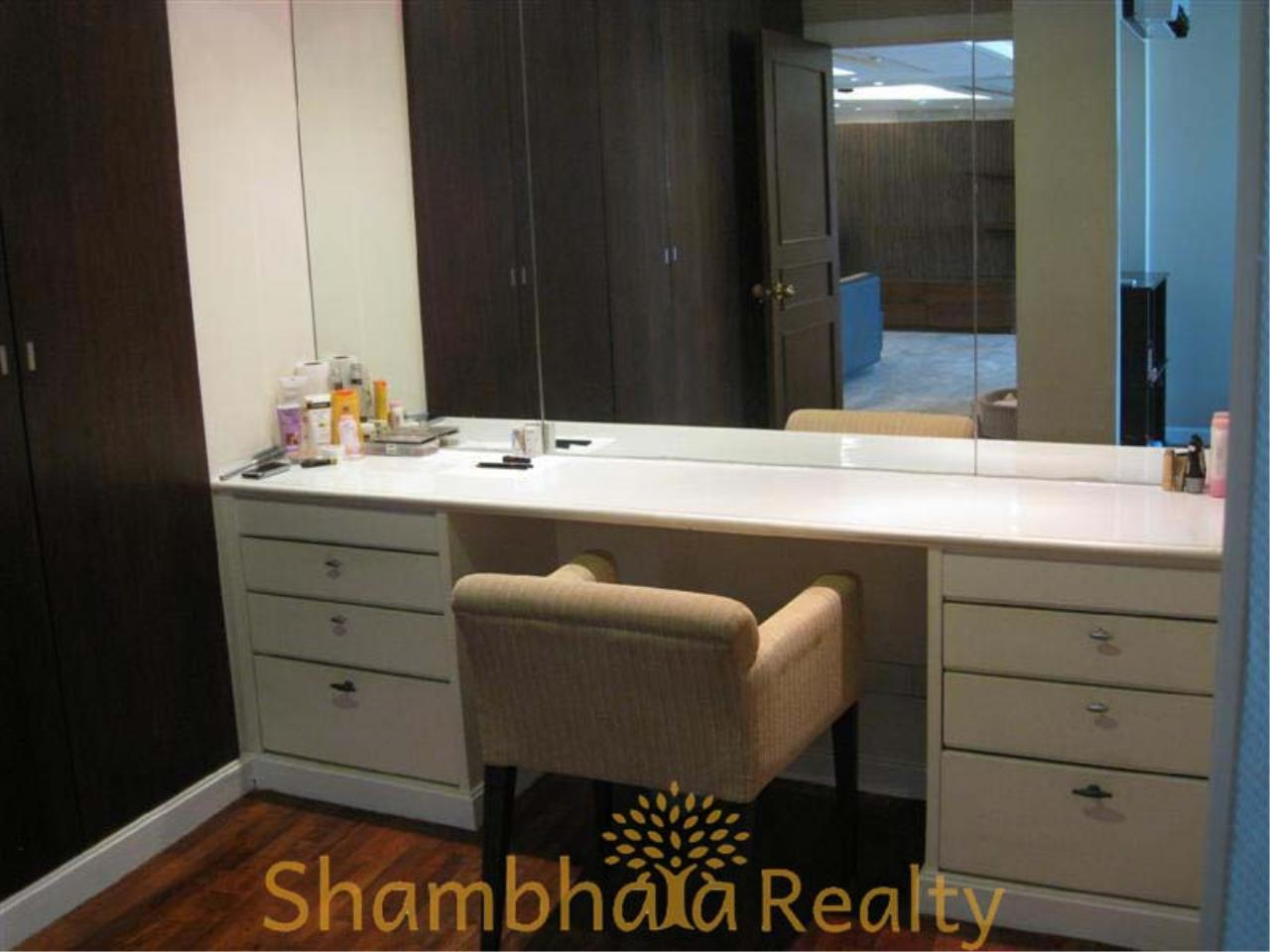 Shambhala Realty Agency's President Park Harbour View Condominium for Rent in Sukhumvit 24 2