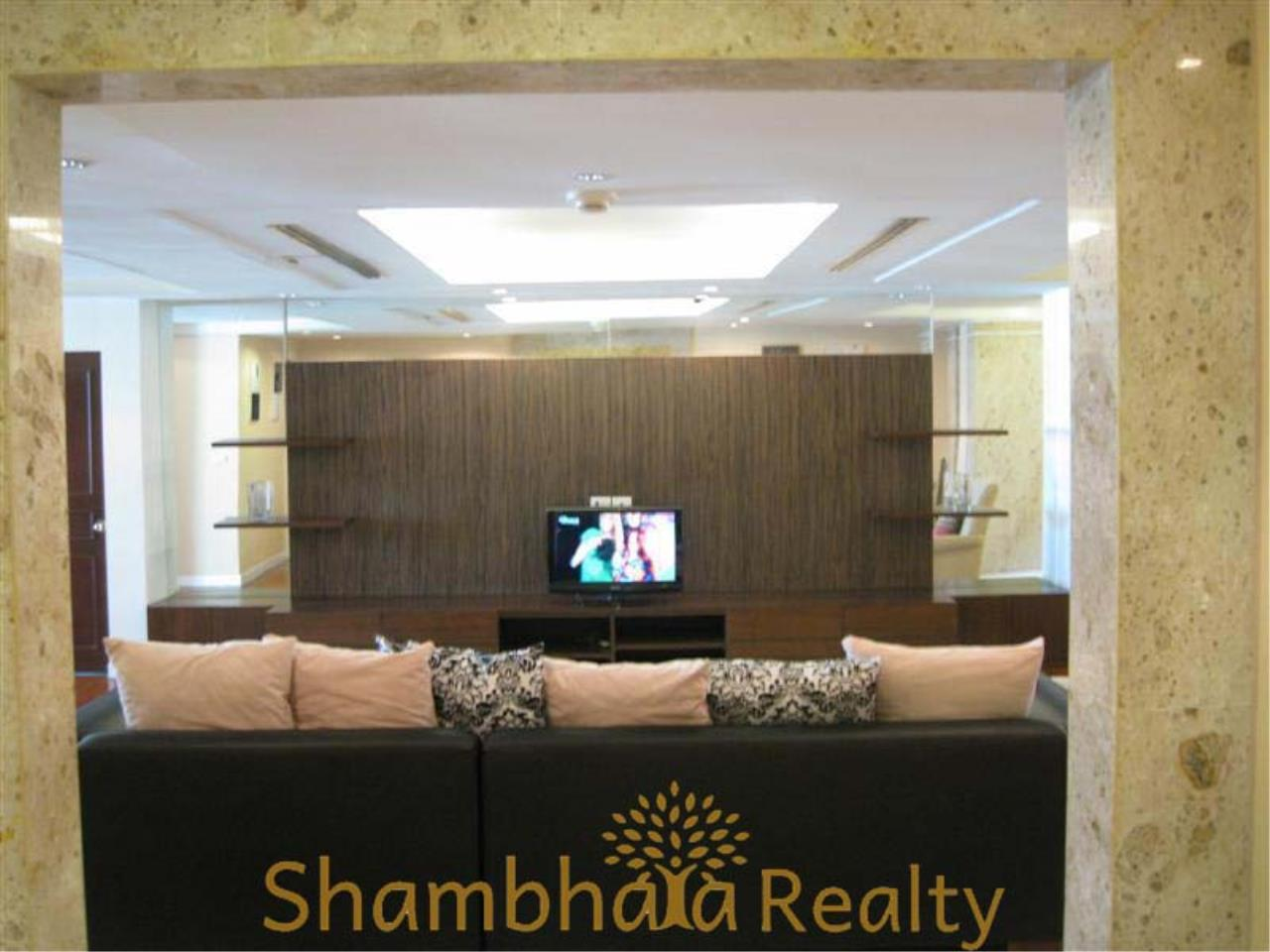 Shambhala Realty Agency's President Park Harbour View Condominium for Rent in Sukhumvit 24 6