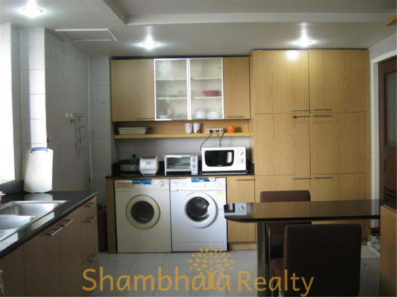 Shambhala Realty Agency's President Park Harbour View Condominium for Rent in Sukhumvit 24 12