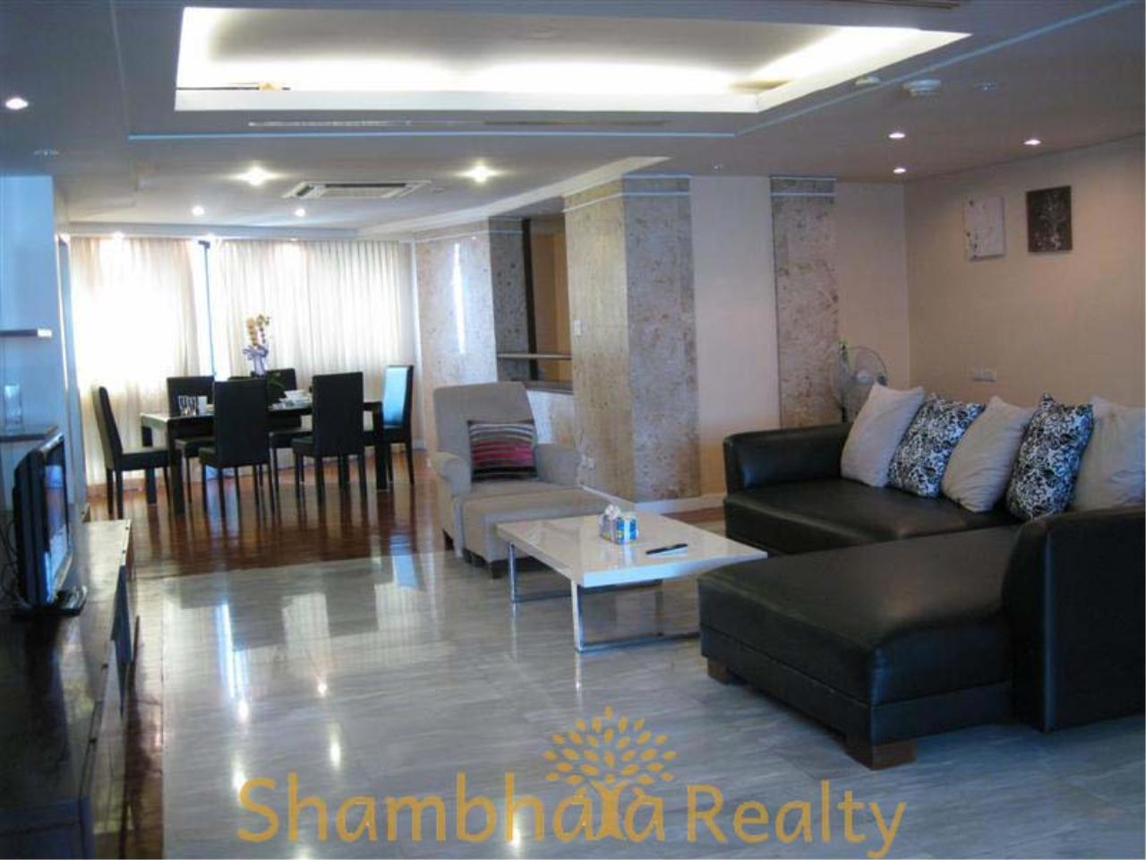 Shambhala Realty Agency's President Park Harbour View Condominium for Rent in Sukhumvit 24 7