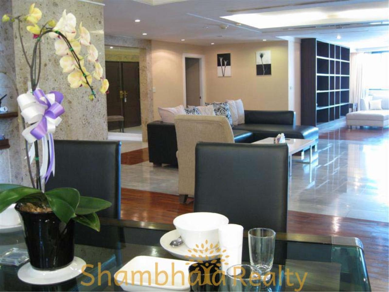 Shambhala Realty Agency's President Park Harbour View Condominium for Rent in Sukhumvit 24 10