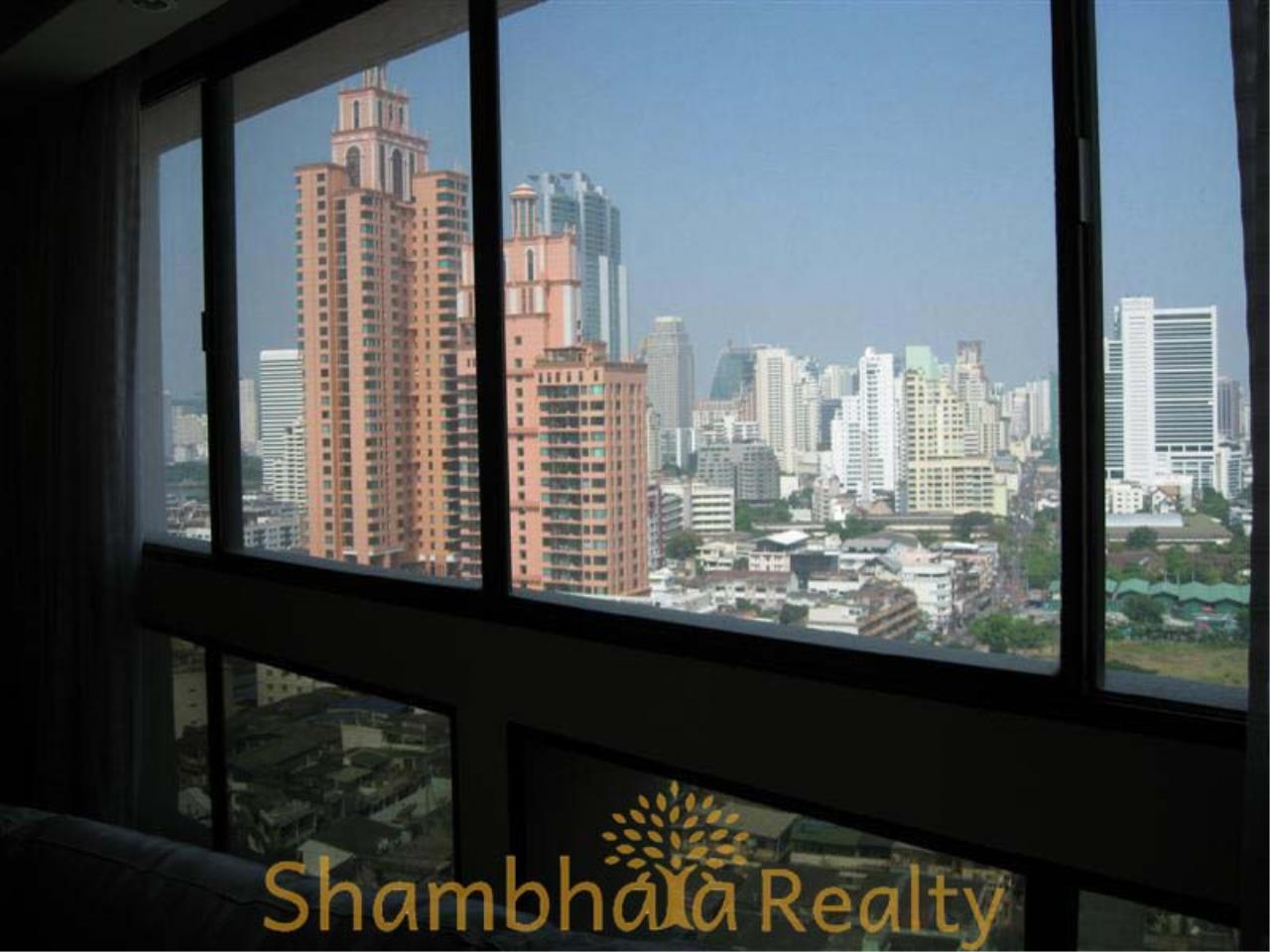 Shambhala Realty Agency's President Park Harbour View Condominium for Rent in Sukhumvit 24 3