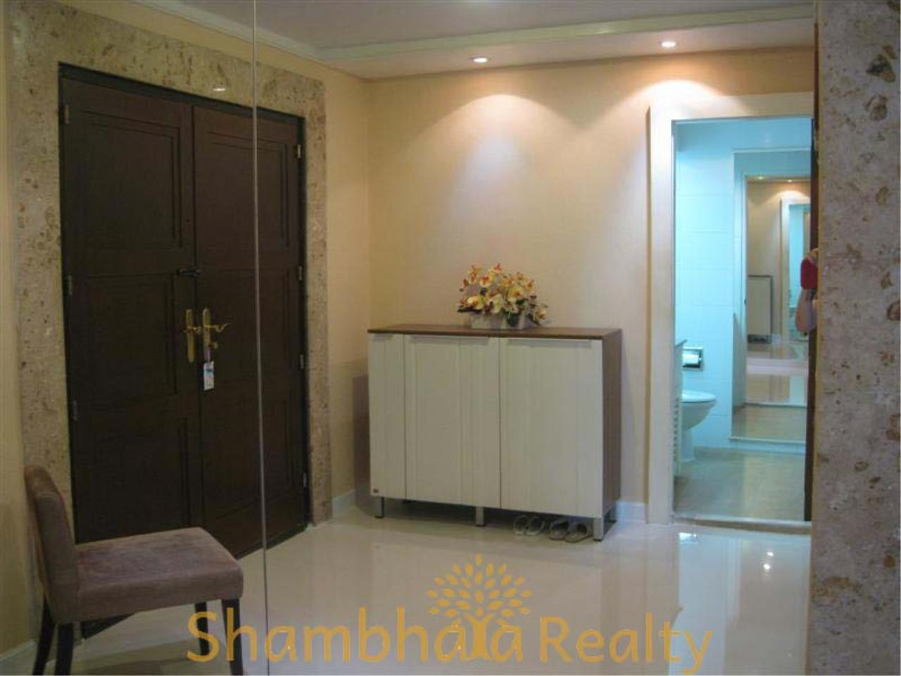 Shambhala Realty Agency's President Park Harbour View Condominium for Rent in Sukhumvit 24 5