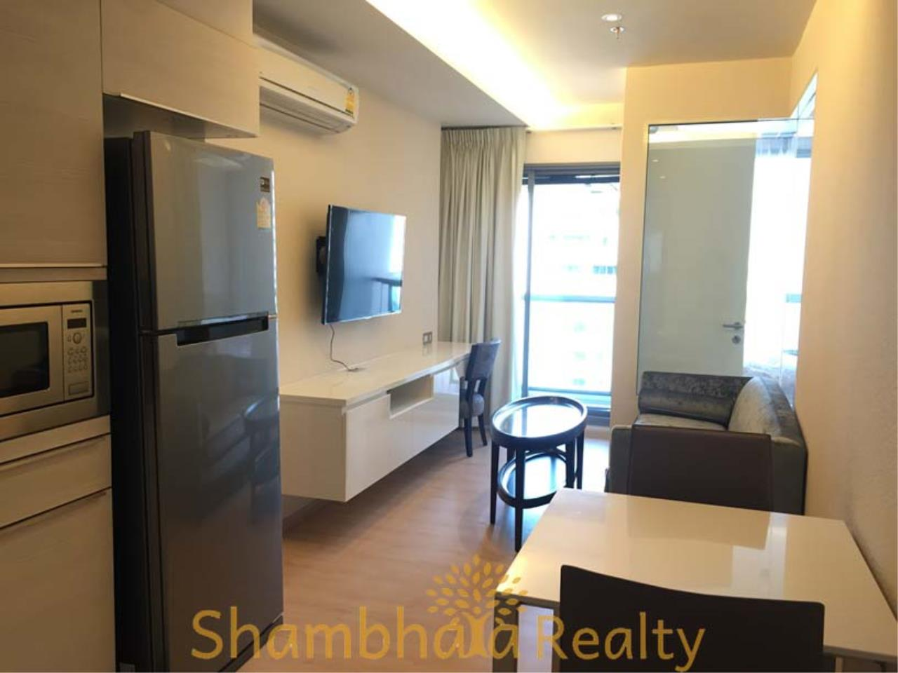 Shambhala Realty Agency's H Sukhumvit 43 Condominium for Rent 2