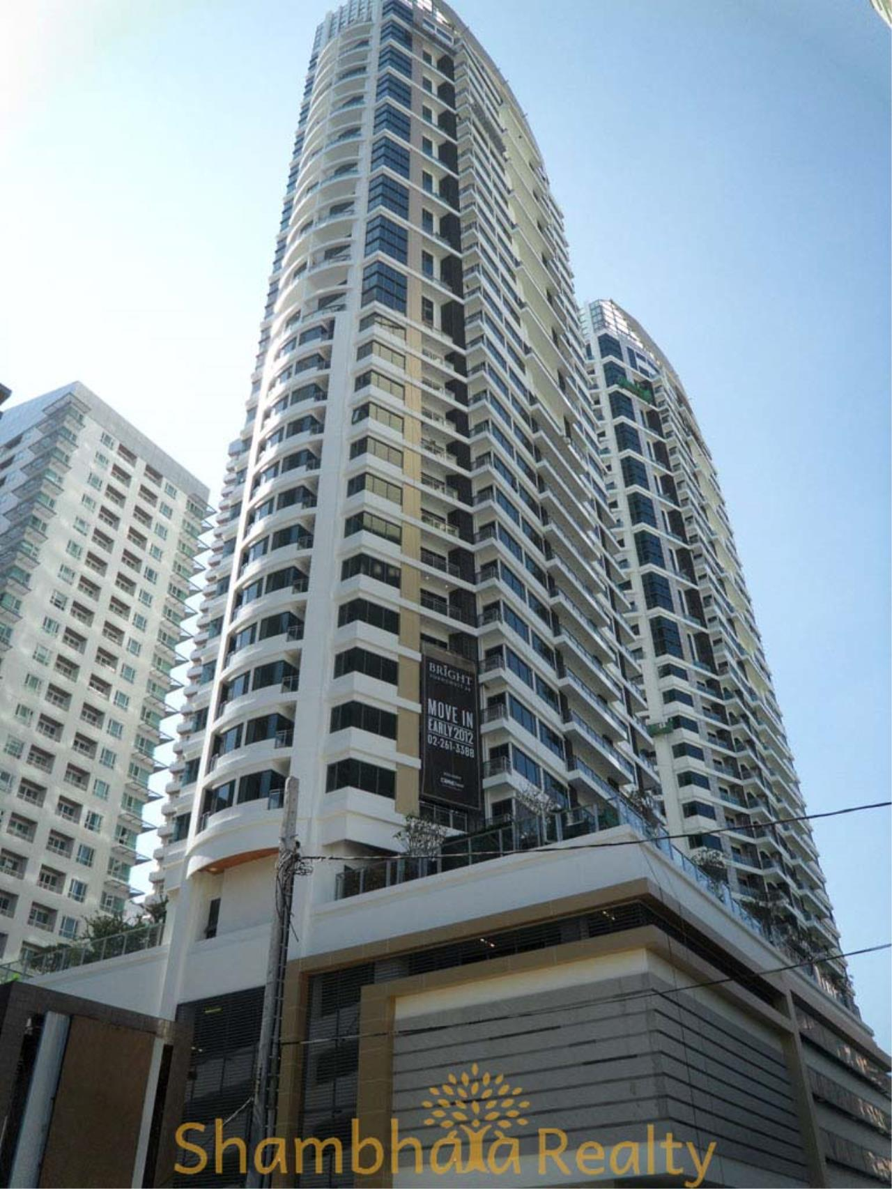 Shambhala Realty Agency's Bright Sukhumvit 24 Condominium for Rent in Sukhumvit 24 1