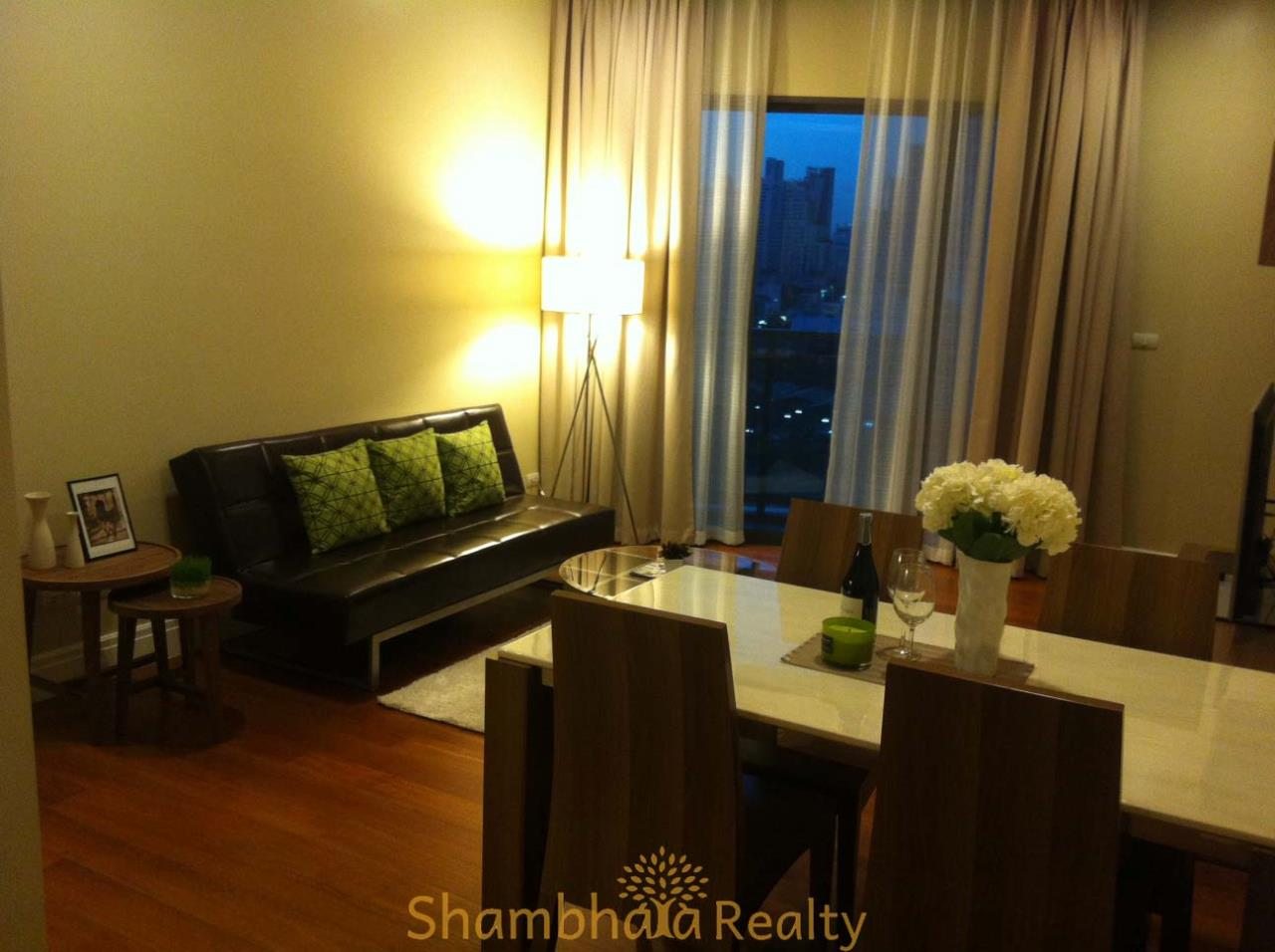 Shambhala Realty Agency's Bright Sukhumvit 24 Condominium for Rent in Sukhumvit 24 2