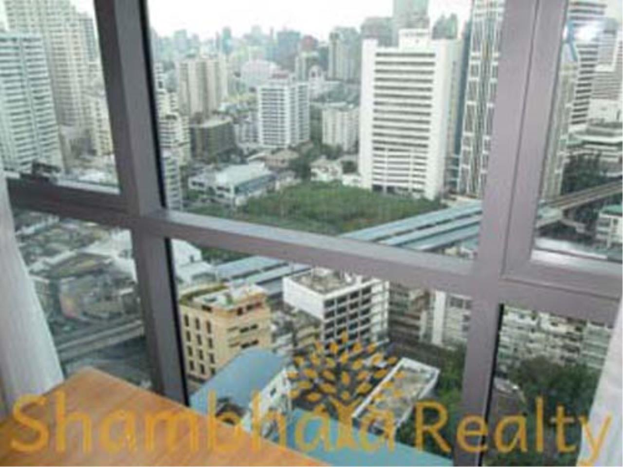 Shambhala Realty Agency's Hyde Sukhumvit Condominium for Sale in Sukhumvit 13 12