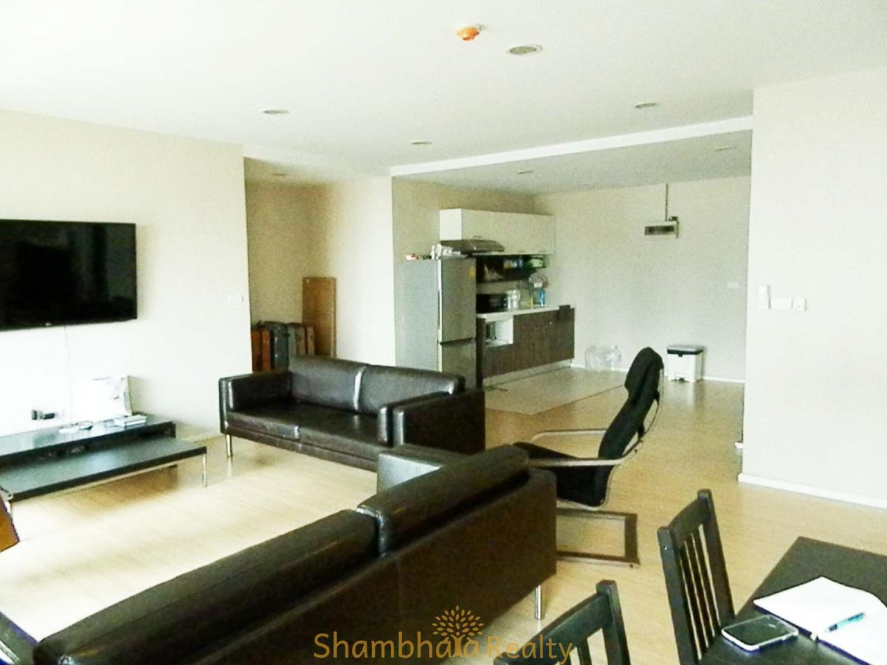 Shambhala Realty Agency's Renova Residence Chidlom Condominium for Rent 4
