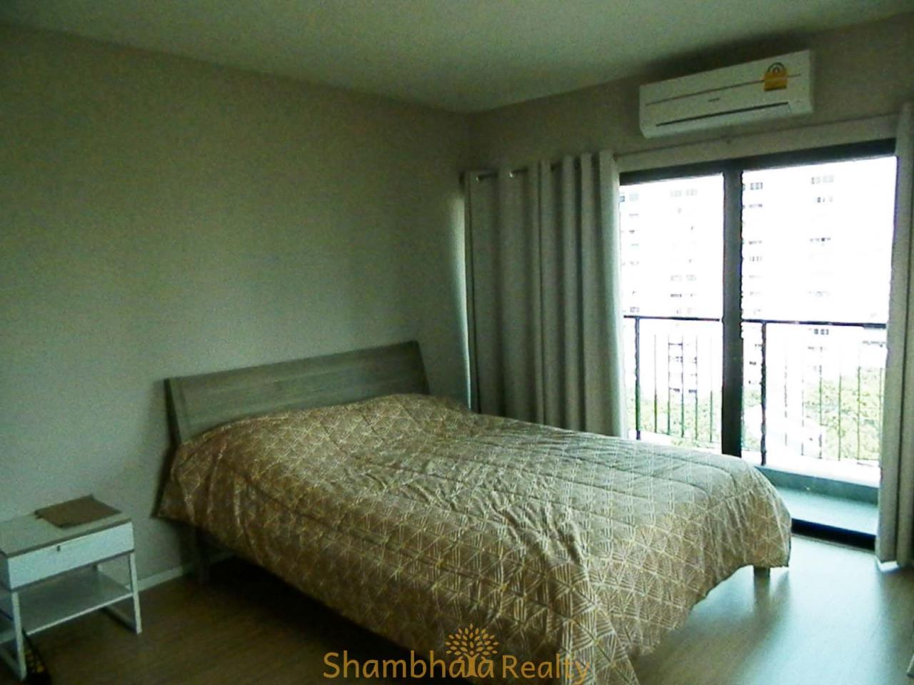 Shambhala Realty Agency's Renova Residence Chidlom Condominium for Rent 1