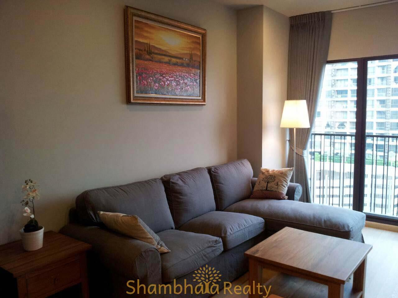 Shambhala Realty Agency's Noble Refine Condominium for Rent in Sukhumvit 26 10