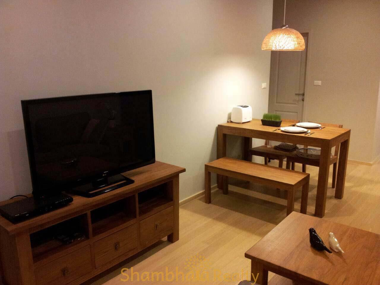 Shambhala Realty Agency's Noble Refine Condominium for Rent in Sukhumvit 26 2