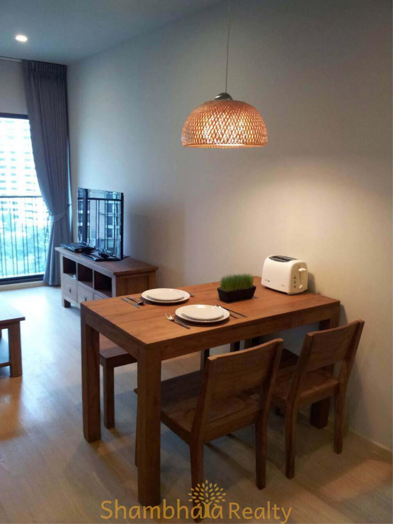 Shambhala Realty Agency's Noble Refine Condominium for Rent in Sukhumvit 26 8