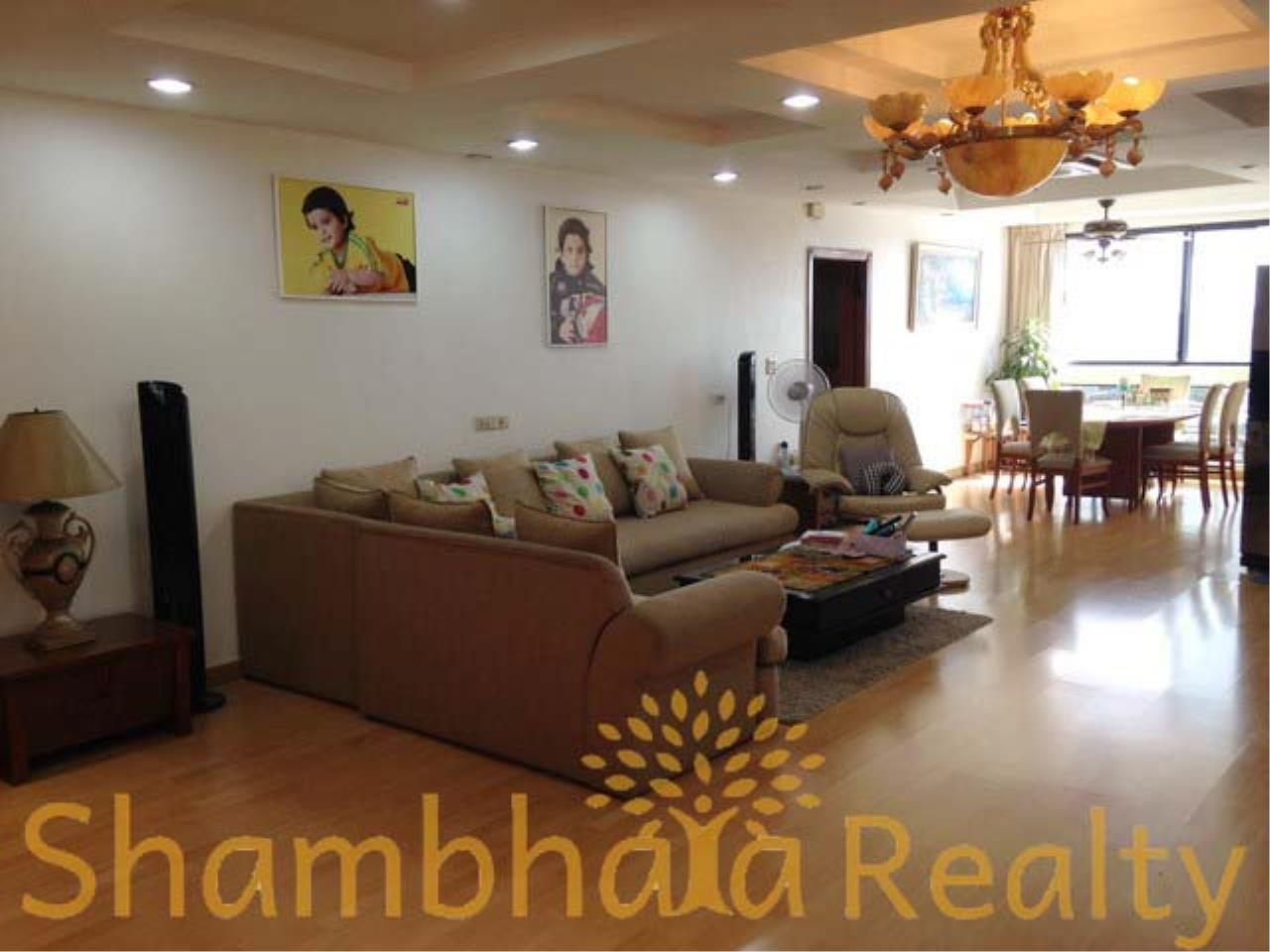 Shambhala Realty Agency's President Park condo Condominium for Sale/Rent in Sukhumvit 24 10