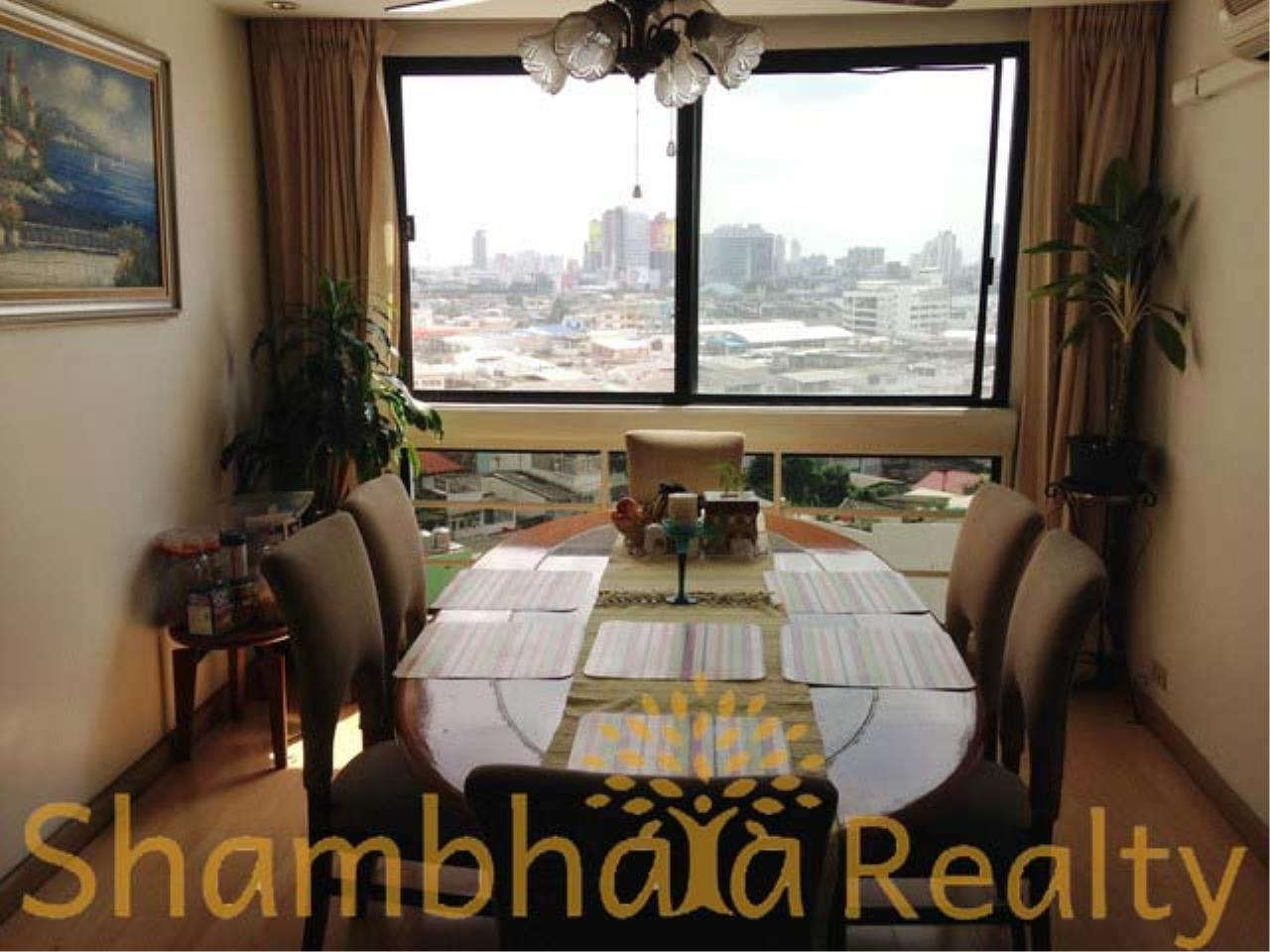 Shambhala Realty Agency's President Park condo Condominium for Sale/Rent in Sukhumvit 24 8