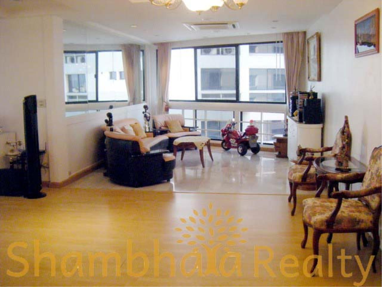 Shambhala Realty Agency's President Park condo Condominium for Sale/Rent in Sukhumvit 24 2