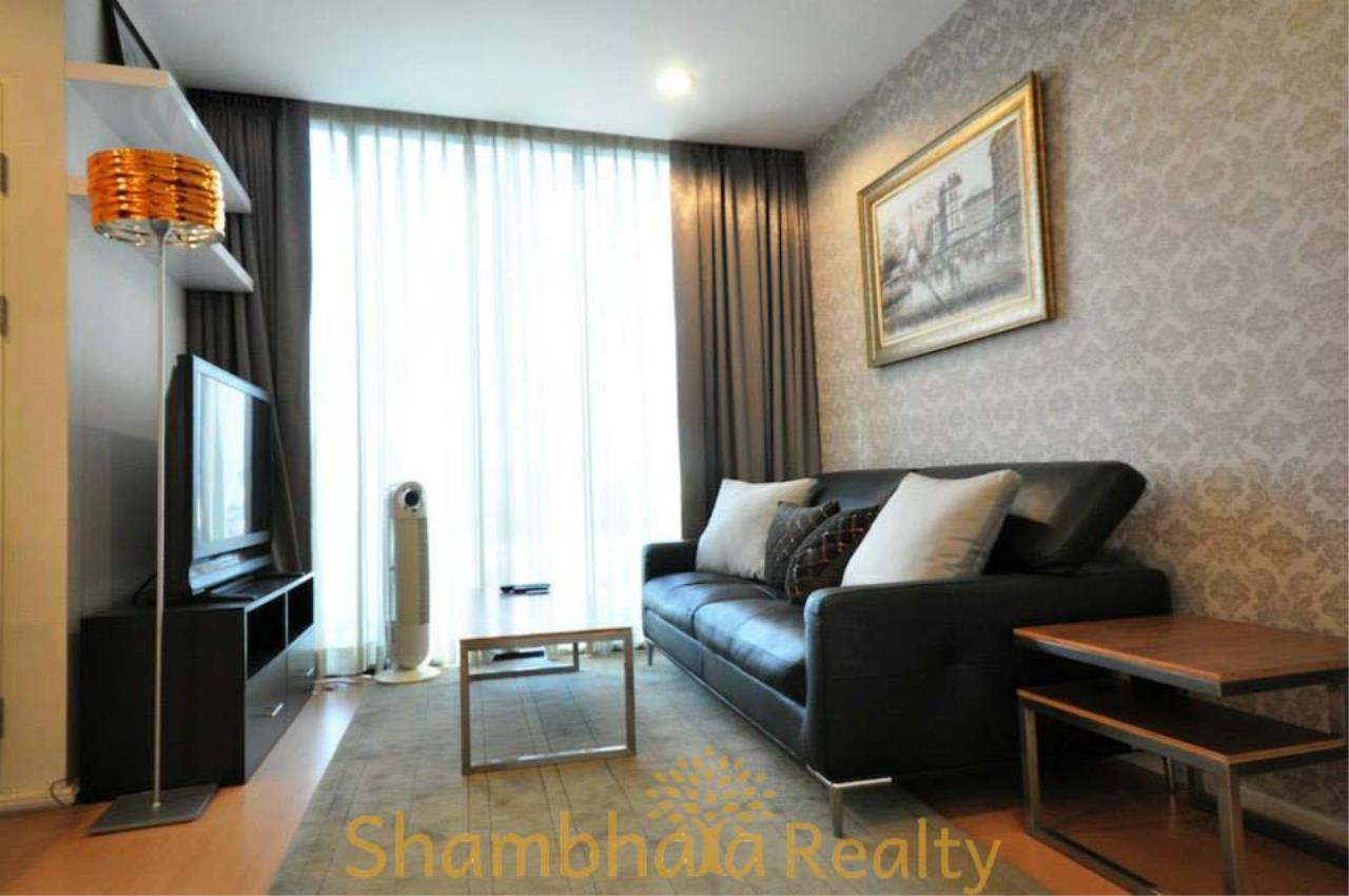 Shambhala Realty Agency's The Alcove Thonglor 10 Condominium for Rent in Thonglor 10 9