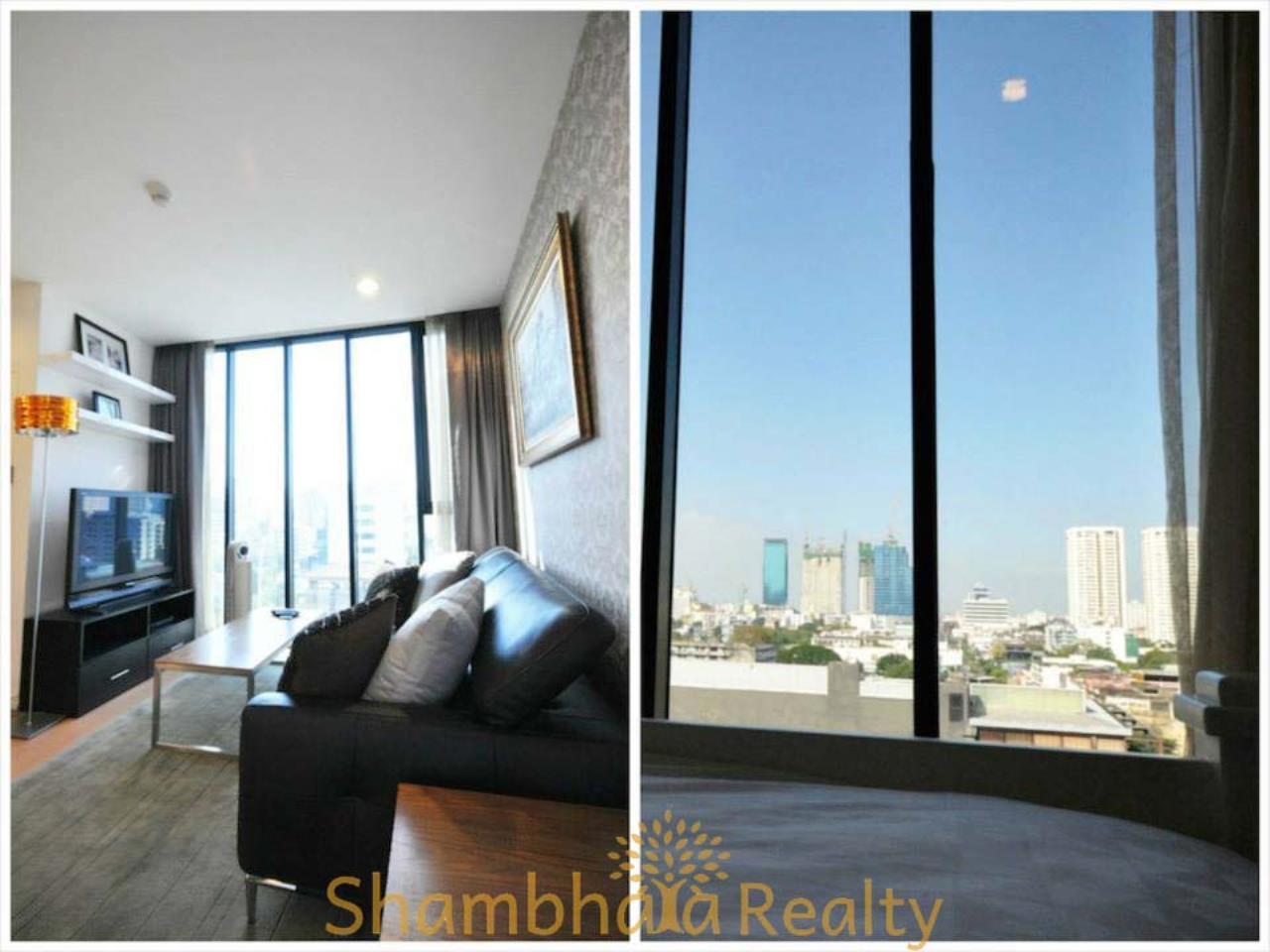 Shambhala Realty Agency's The Alcove Thonglor 10 Condominium for Rent in Thonglor 10 2