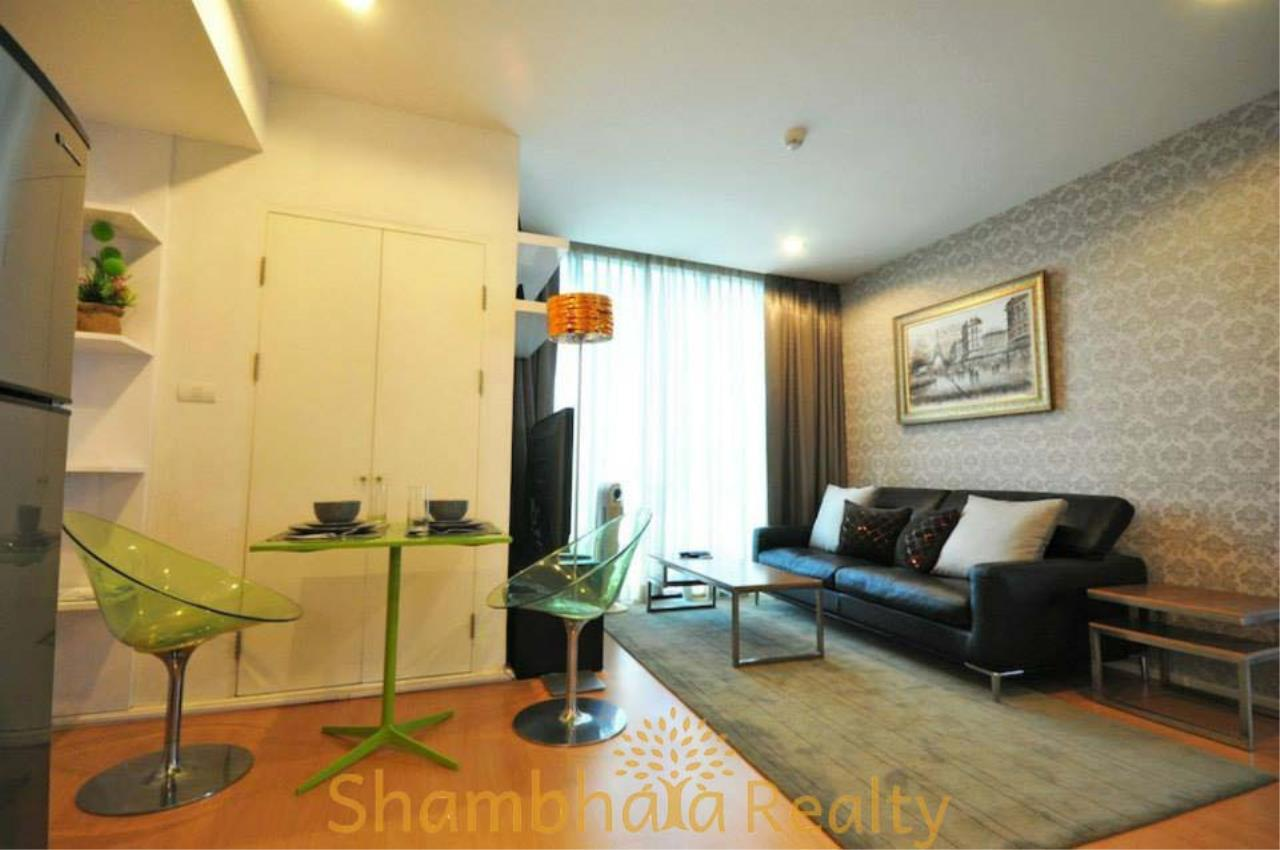 Shambhala Realty Agency's The Alcove Thonglor 10 Condominium for Rent in Thonglor 10 8