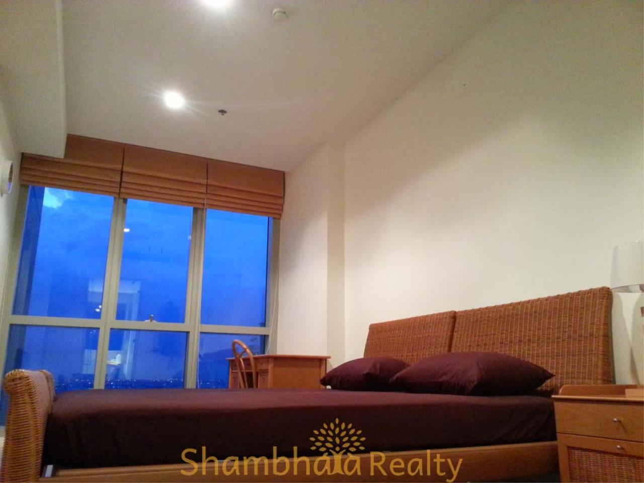 Shambhala Realty Agency's The River Condominium for Sale/Rent in Chareon Nakorn 13 8