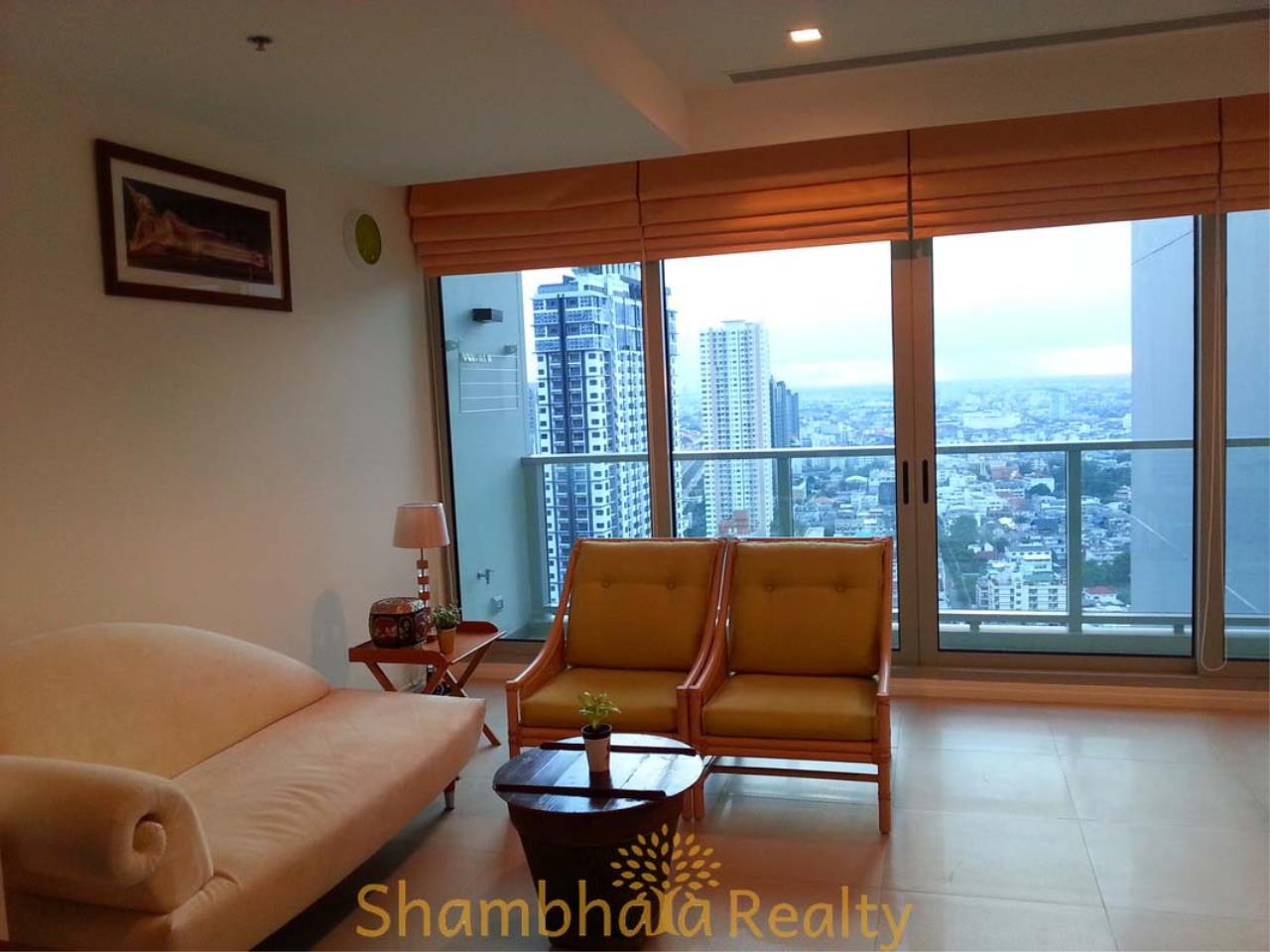 Shambhala Realty Agency's The River Condominium for Sale/Rent in Chareon Nakorn 13 10
