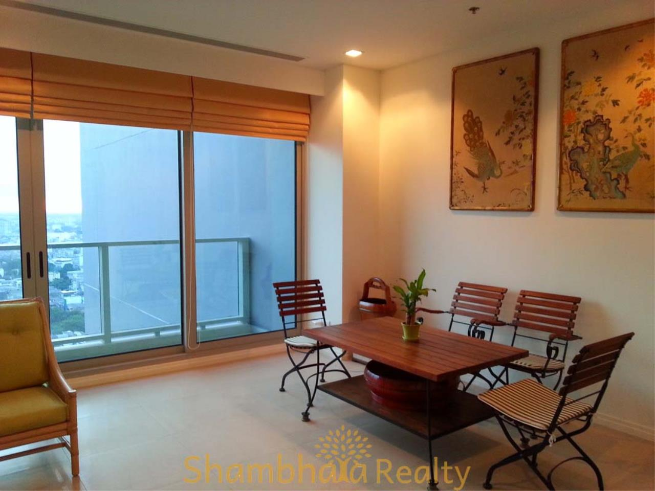 Shambhala Realty Agency's The River Condominium for Sale/Rent in Chareon Nakorn 13 11