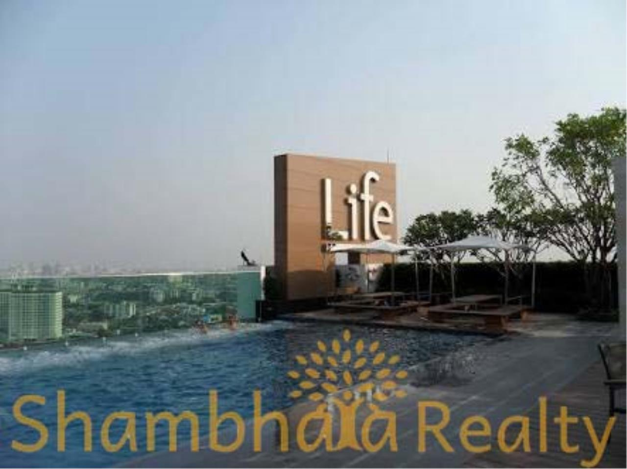 Shambhala Realty Agency's Life @ Sukhumvit Condominium for Rent in Sukhumvit 65 3