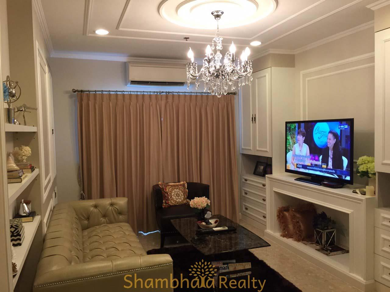 Shambhala Realty Agency's The Crest Sukhumvit 34 Condominium for Rent in Sukhumvit 34 22