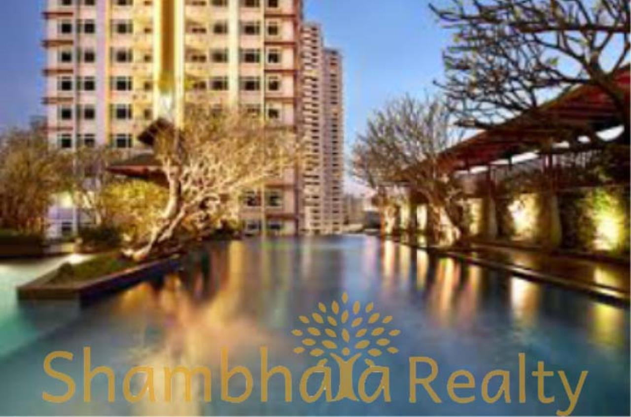 Shambhala Realty Agency's The Circle 1 Phetchaburi Condominium for Rent in Sukhumvit 11 1