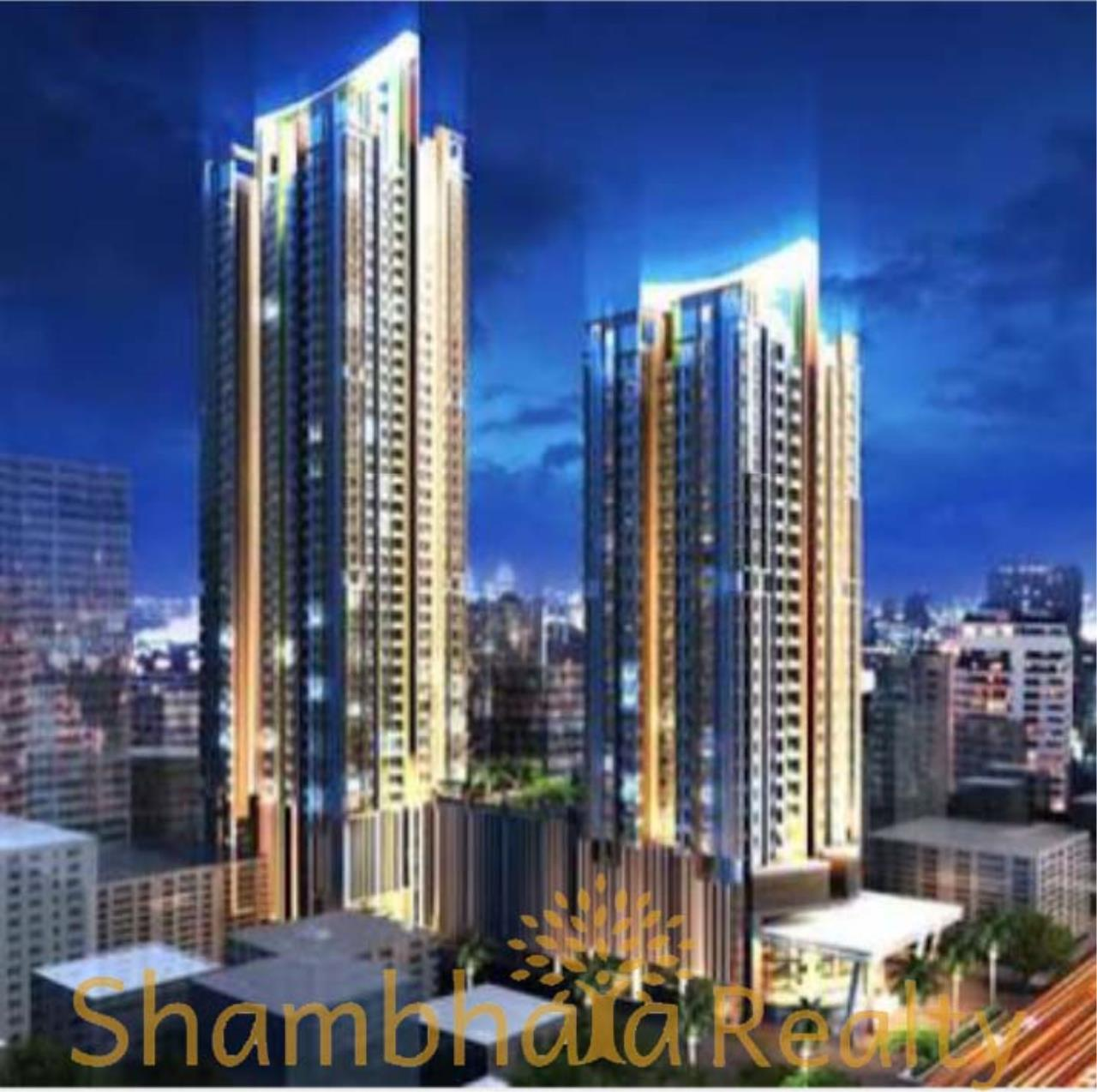 Shambhala Realty Agency's The Circle 1 Phetchaburi Condominium for Rent in Sukhumvit 11 3