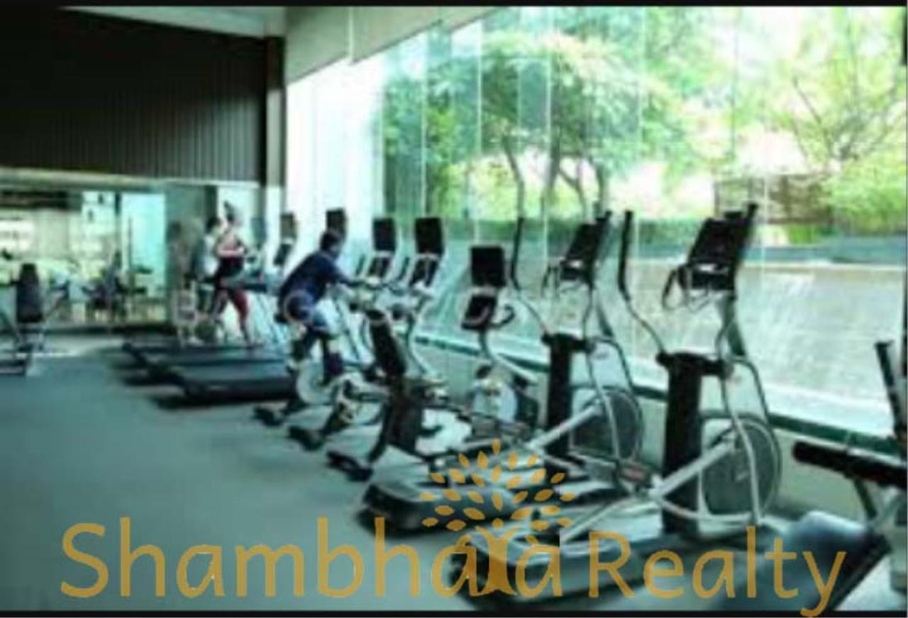 Shambhala Realty Agency's The Circle 1 Phetchaburi Condominium for Rent in Sukhumvit 11 2