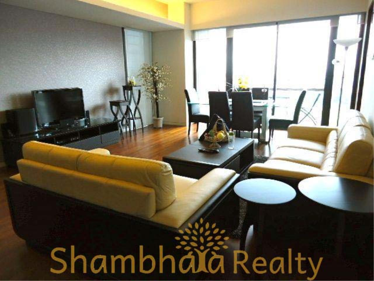 Shambhala Realty Agency's Hansar Rajdamri Condominium for Rent 7