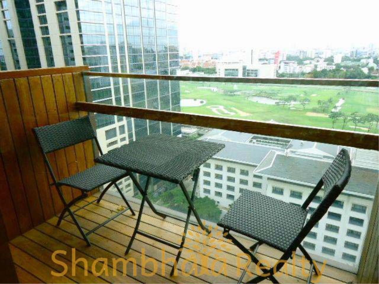 Shambhala Realty Agency's Hansar Rajdamri Condominium for Rent 1