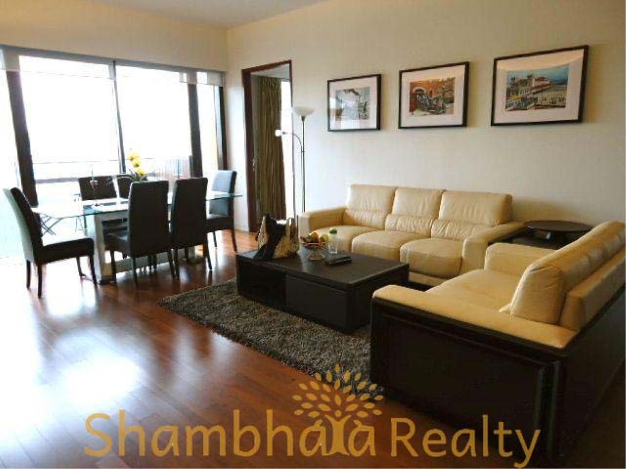 Shambhala Realty Agency's Hansar Rajdamri Condominium for Rent 10