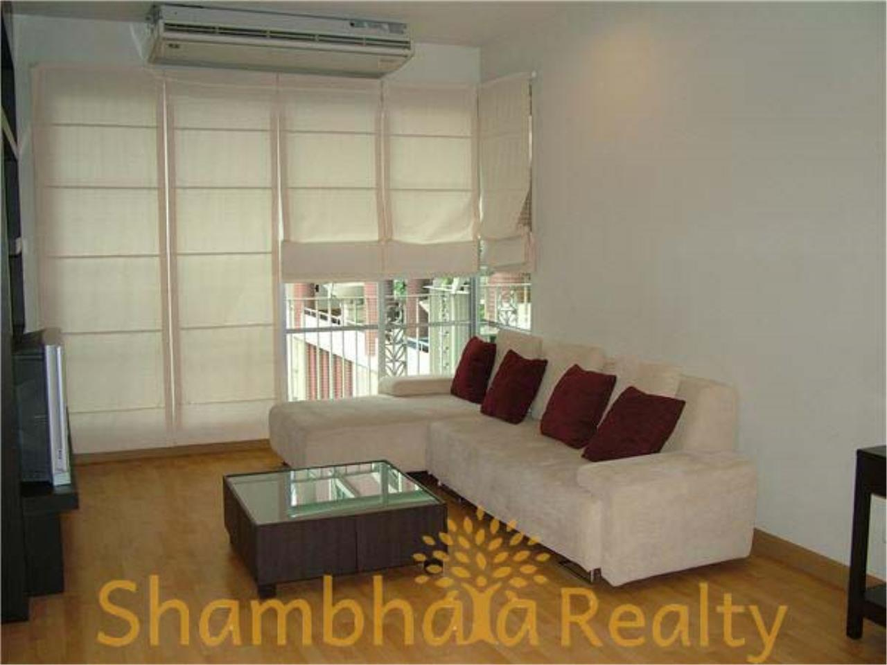 Shambhala Realty Agency's CitiSmart Sukhumvit 18 Condominium for Rent in Sukhumvit 18 1
