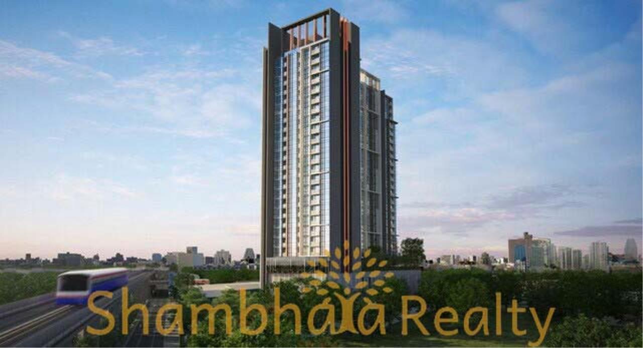 Shambhala Realty Agency's The Room Sukhumvit 69 Condominium for Rent in Sukhumvit 69 5