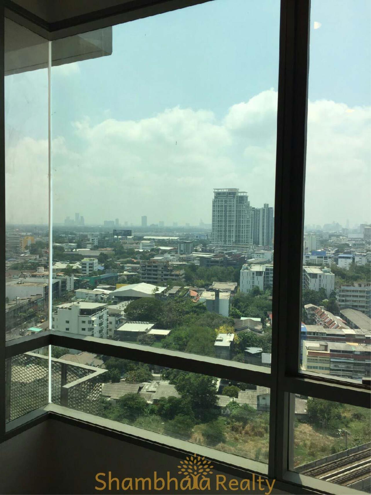 Shambhala Realty Agency's The Room Sukhumvit 69 Condominium for Rent in Sukhumvit 69 7