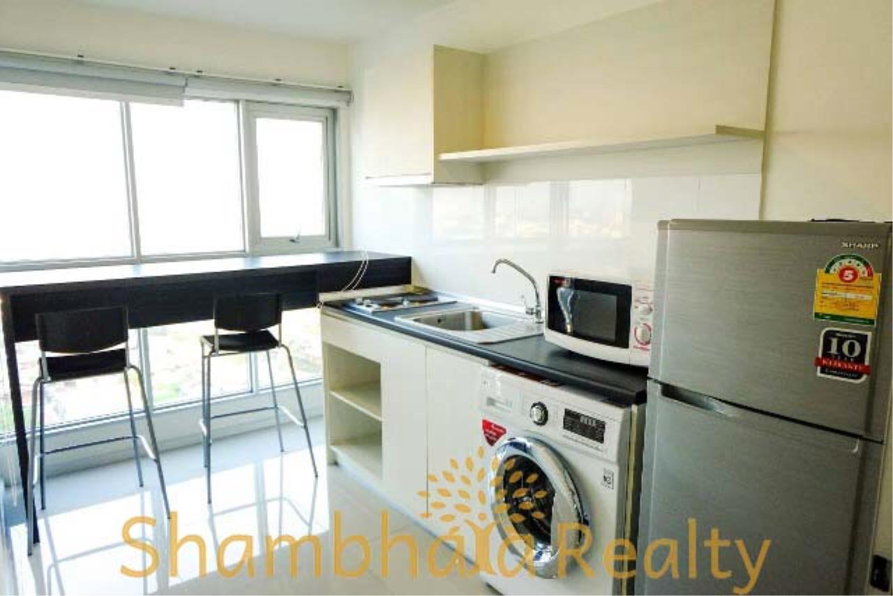 Shambhala Realty Agency's Aspire Sukhumvit 48 Condominium for Rent in Sukhumvit 48 2