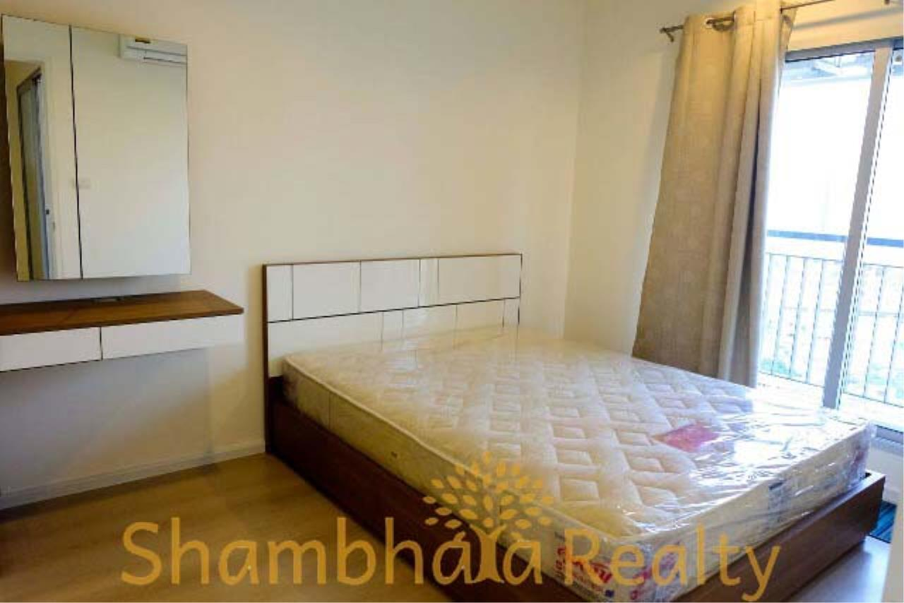 Shambhala Realty Agency's Aspire Sukhumvit 48 Condominium for Rent in Sukhumvit 48 1